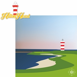 2SYT Hilton Head: Hilton Head 2 Piece Laser Die Cut Kit