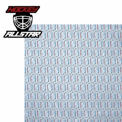 Hockey: Allstar 2 Piece Laser Die Cut Kit