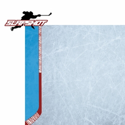 Hockey: Slapshot 2 Piece Laser Die Cut Kit