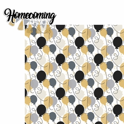 2SYT Homecoming: Dance 2 Piece Laser Die Cut Kit