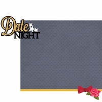 Homecoming: Date Night 2 Piece Laser Die Cut Kit