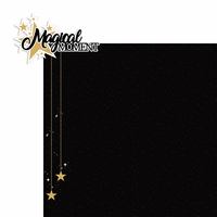 Homecoming: Magic Moment 2 Piece Laser Die Cut Kit