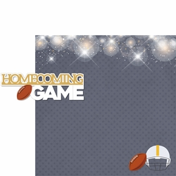 Homecoming: The Game 2 Piece Laser Die Cut Kit