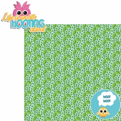 2SYT Hoot: Life is worth hooting about 2 Piece Laser Die Cut Kit