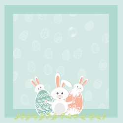 Hoppy Easter: Egg Hunt 12 x 12 Paper