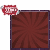 Horror Nights: HHN 2 Piece Laser Die Cut Kit