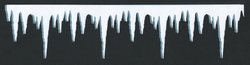 1SYT Icicles Die Cut