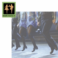 Ireland: Irish Dance 2 Piece Laser Die Cut Kit