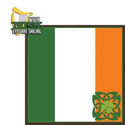 Ireland: Irish Eyes 2 Piece Laser Die Cut Kit