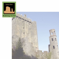 Ireland: Kiss The Blarney Stone 2 Piece Laser Die Cut Kit