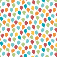 It's Your Birthday: Happy Birthday To You 12 x 12 Paper