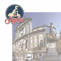 Italian Adventures: Naples 2 Piece Laser Die Cut Kit
