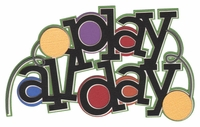 Kids: Play All Day Laser Die Cut