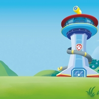 Kids Shows: Paw Patrol 12 x 12 Paper