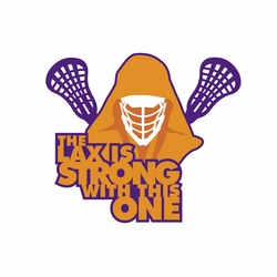LaCrosse: Strong Laser Die Cut