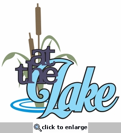 Lake: At The Lake Laser Die Cut