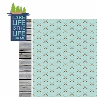 Lake: Life for Me 2 Piece Laser Die Cut Kit