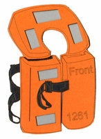 Life Jacket Laser Die Cut