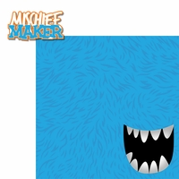 Lil Monsters: Mischief Maker 2 Piece Laser Die Cut Kit