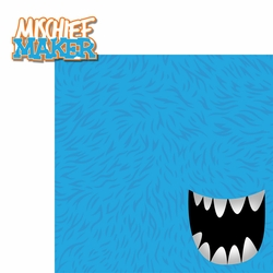 2SYT Lil Monsters: Mischief Maker 2 Piece Laser Die Cut Kit