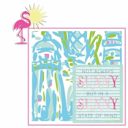 Lily: State of Mind 2 Piece Laser Die Cut Kit