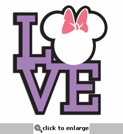 Love Mouse Style: Daisy Laser Die Cut