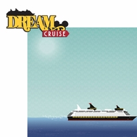 Magic Cruise: Dream 2 Piece Laser Die Cut Kit