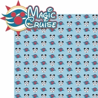 Magic Cruise: Magic Cruise 2 Piece Laser Die Cut Kit