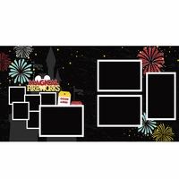 Magic Fireworks 2 Page Layout Kit