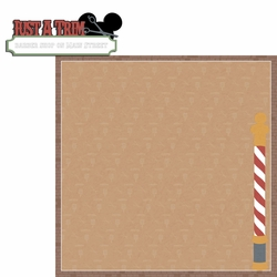 Magic Kingdom: Just a Trim 2 Piece Laser Die Cut Kit