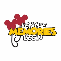 Magic Moments 2: Let the memories begin Laser Die Cut