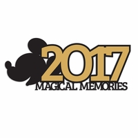 Magic Moments: 2017 Magic Memories Laser Die Cut