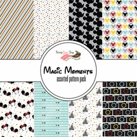 Magic Moments Assorted 12 x 12 Paper Pack