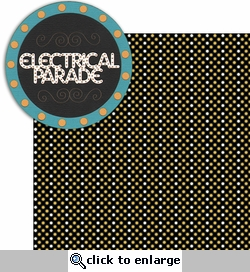 Magic Moments: Electrical Parade 2 Piece Laser Die Cut Kit