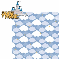 Magic Sayings: Pure Magic 2 Piece Laser Die Cut Kit