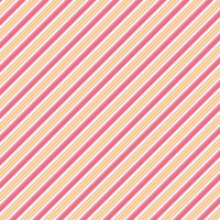 Make A Wish: Girl Stripes 12 x 12 Paper