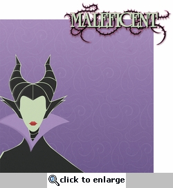 Maleficent: Maleficent 2 Piece Laser Die Cut Kit