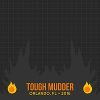 Marathons: Tough Mudder Custom 12 x 12 Paper