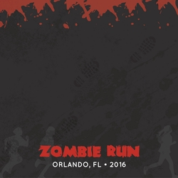 Marathons: Zombie Run Custom 12 x 12 Paper