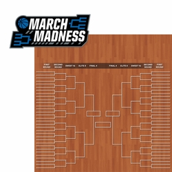 2SYT March Madness 2018 2 Piece Laser Die Cut Kit