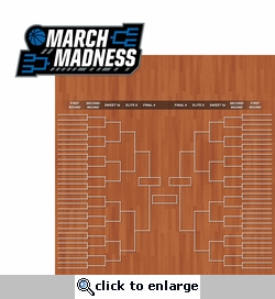 March Madness 2018 2 Piece Laser Die Cut Kit