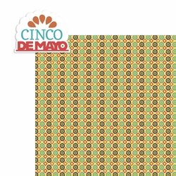 2SYT May: Cinco de Mayo 2 Piece Laser Die Cut Kit