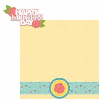 May: Mother's Day 2 Piece Laser Die Cut Kit