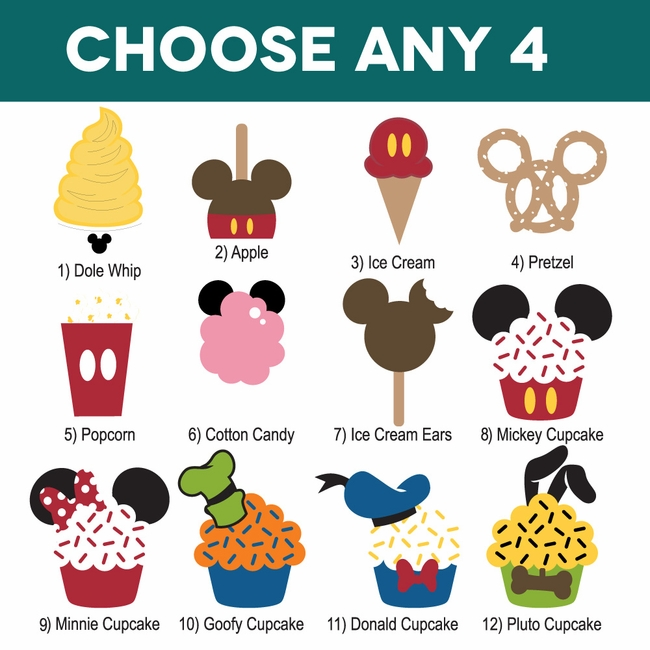 mickey heads snack pack mouse head laser die cuts Mickey Mouse Outline Clip Art Mickey Mouse Head Clip Art
