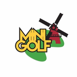 Mini Golf: Mini Golf Laser Die Cut