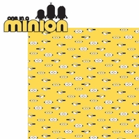 Minions: One in a Minion 2 Piece Laser Die Cut Kit