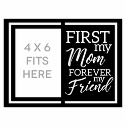 2SYT Mom Frame Laser Die Cut