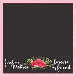 Mother's Day: Selfless Mother 12 x 12 Paper