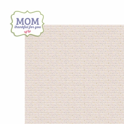 Mother's Day: Thankful 2 Piece Laser Die Cut Kit