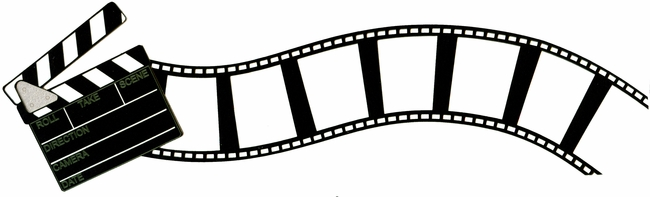 movie clap and curved flimstrip border laser die cut free holiday clip art borders owls Free Winter Borders Clip Art